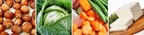 Nahrungsmittel mit Folsäure