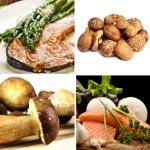weiter zu - Lebensmittel mit Vitamin D