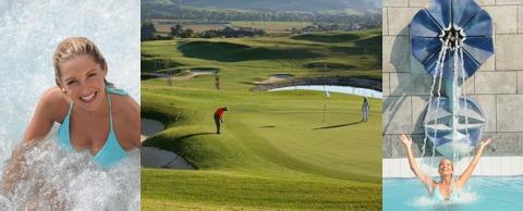 Das Bayerische Golf- und Thermenland