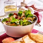 weiter zu - Herbstsalat mit Kürbis