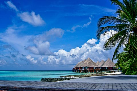 Reiseziele für Urlaub auf den Malediven