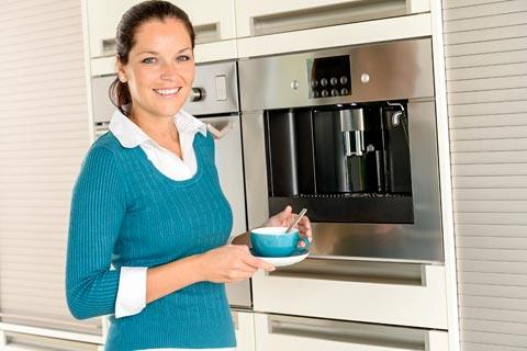 Einbaugeräte - Platz gewinnen in der kleinen Küche