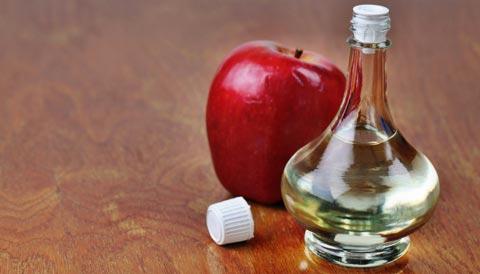 Mit Apfelessig abnehmen