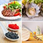 weiter zu - Lebensmittel mit Vitamin B12