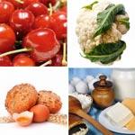 weiter zu - Lebensmittel mit Folsäure / Tabelle