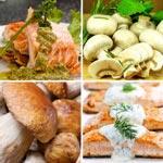 weiter zu - Nahrungsmittel mit Vitamin D