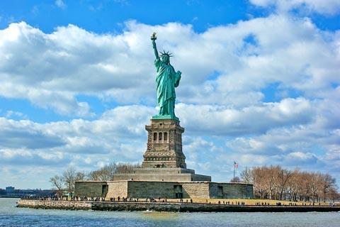 Reiseziele für Urlaub in USA