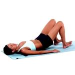 weiter zur Fitness-Übung: Beckenlift für Oberschenkel und Po