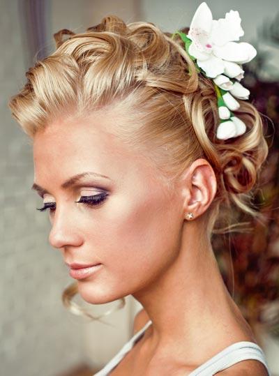 Haarschmuck für Braut und Hochzeit