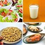 weiter zu - In welchen Lebensmitteln ist Vitamin B enthalten?
