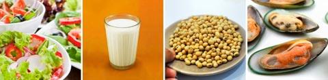 In welchen Lebensmitteln ist Vitamin B?