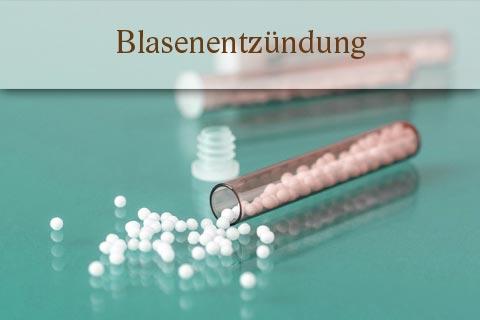 Homöopathie: Globuli bei Blasenentzündung