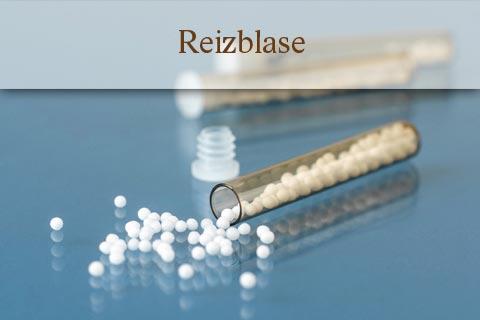 Homöopathie: Globuli bei Reizblase