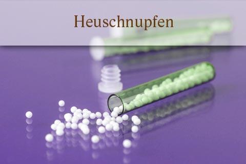 Homöopathie: Globuli bei Heuschnupfen