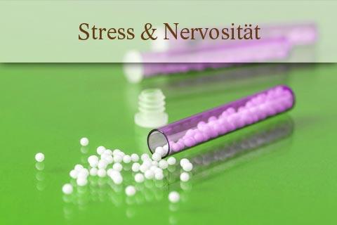 Homöopathie: Globuli bei Stress und Nervosität