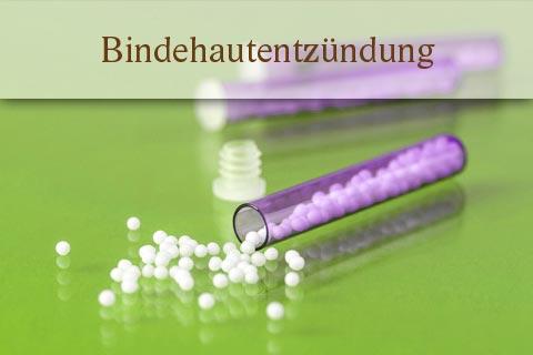 Homöopathie: Globuli bei Bindehautentzündung