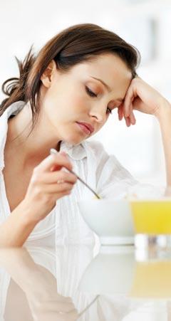 Anzeichen für Vitamin B12 Mangel