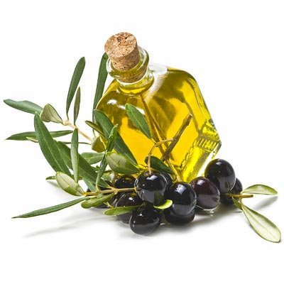 Olivenöl gegen Falten