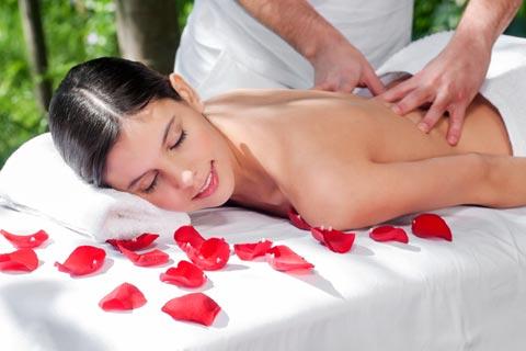 Entspannende Massagen genießen