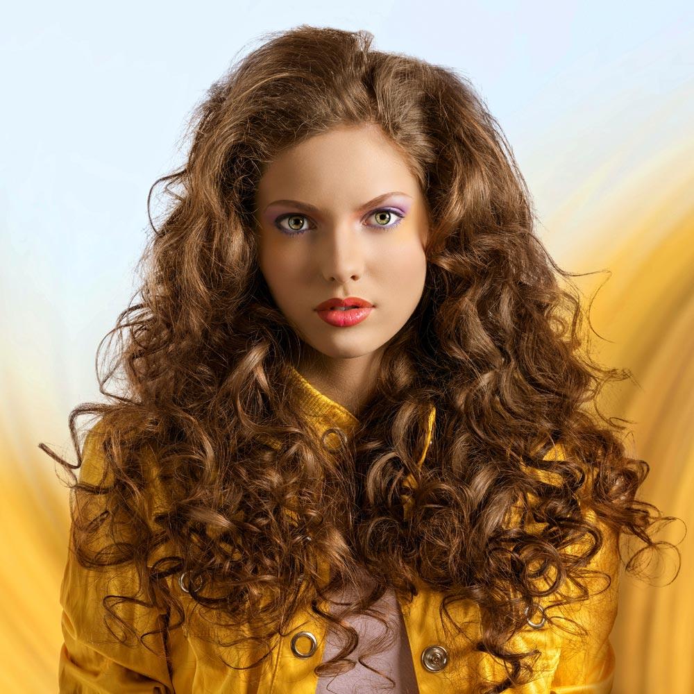 Lässige Partyfrisur Für Lange Haare Offen Gestylt Lange Frisuren