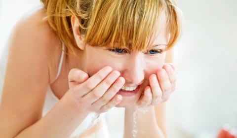 Essig gegen Pickel, Akne, Mitesser und unreine Haut