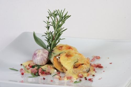 Einfache Kochrezepte: Badische Kartoffeln mit Münsterkäse