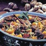 weiter zu italienische Rezepte - Agnello alla pastora