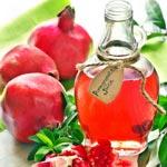 weiter zu - Wirkung von Granatapfelsaft