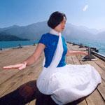 weiter zu - kostenlose Meditation