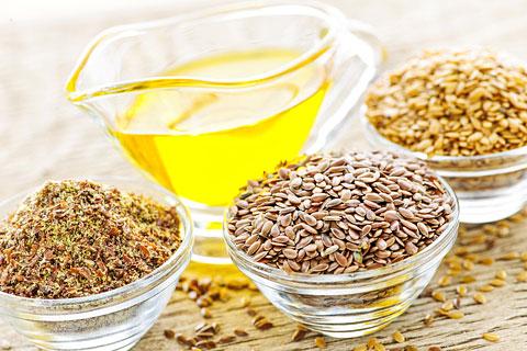 Ernährung mit Omega-3 und Omega-6 Fettsäuren gegen Pickel und Akne