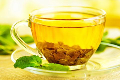 Butreinigungstee gegen Pickel und Akne