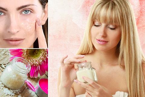 Hautpeeling selber machen – DIY Peeling selbst machen