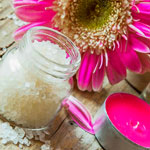 weiter zu - Salzpeeling selber machen