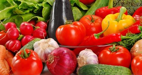 Abnehmen mit Gemüse