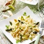 weiter zu Gerichte mit Spargel - Spargel-Risotto