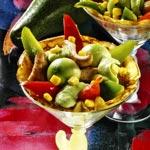 weiter zu Winter Rezepte - Tex-Mex-Pfannkuchen