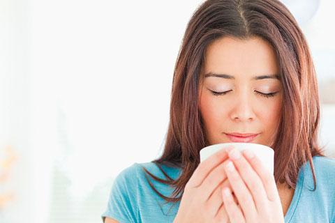 Teekur gegen Pickel und Akne