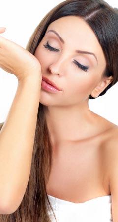 Süßer Vanille-Duft im Parfum