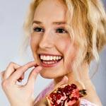 weiter zu - Wie isst man einen Granatapfel?