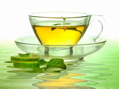 Haut-Tee gegen Pickel und Akne