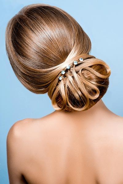 Edle Haarnadeln Haarschmuck Mit Blumen Federn Bluten Strass Perlen