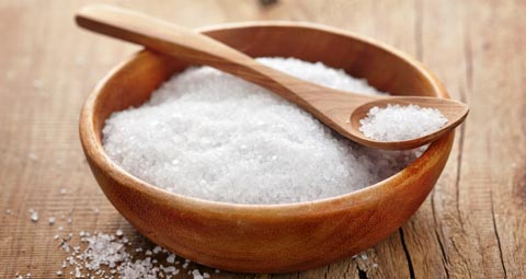 Meersalz gegen Pickel, Akne, Mitesser und unreine Haut
