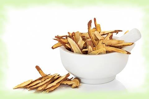 Süßholzwurzel Wirkung und Süßholzwurzel Anwendung