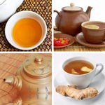 zur Übersicht - Ingwer Tee