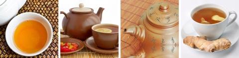Ingwer Tee Rezepte