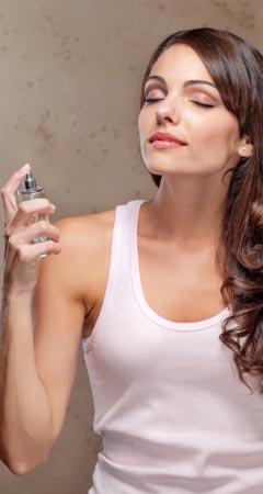 Patchouli-Duft im Patchouli Parfum