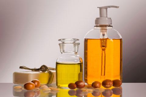 Arganöl gegen Pickelmale