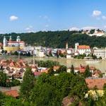 weiter zu - Reiseziele für Urlaub in Niederbayern