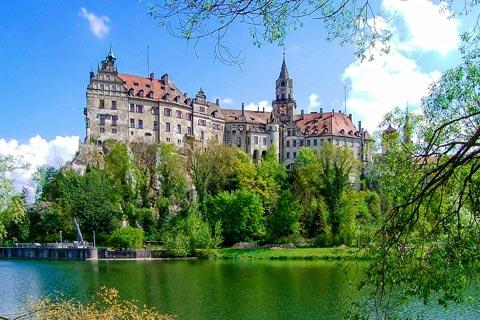 Reiseziele für Urlaub in Baden Württemberg - Schloss Sigmaringen