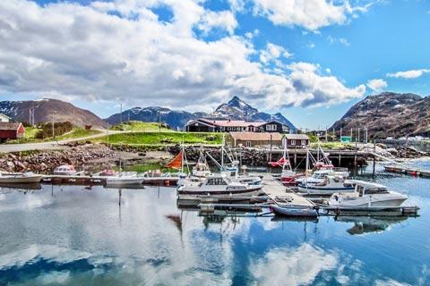 Reiseziele in Skandinavien und Urlaub in Skandinavien - Norwegen
